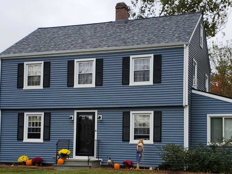With professional installation, how long does vinyl siding last - 10 -20 years