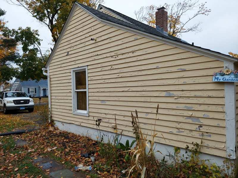 Cracked and faded vinyl siding means your home needs upgraded protection.